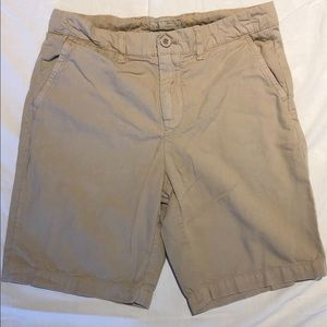 Johnnie O khaki shorts